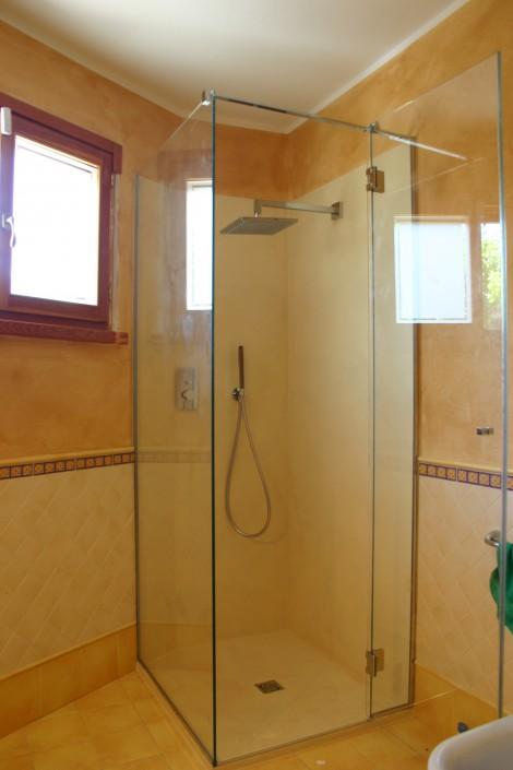 Box doccia ad angolo San Marino
