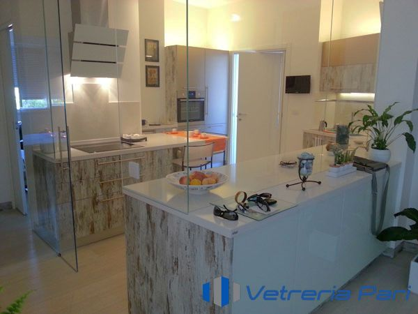 Pareti Divisorie In Vetro Per Cucina: Realizzare pareti in vetro ...