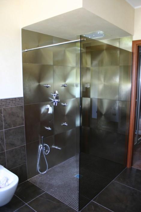 Box doccia con parete fissa Forlì - Cesena
