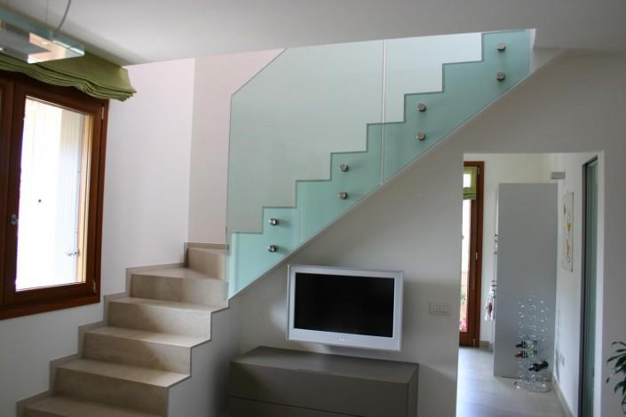 Parapetto scala Pesaro