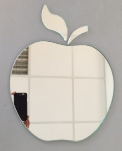 Specchio mela