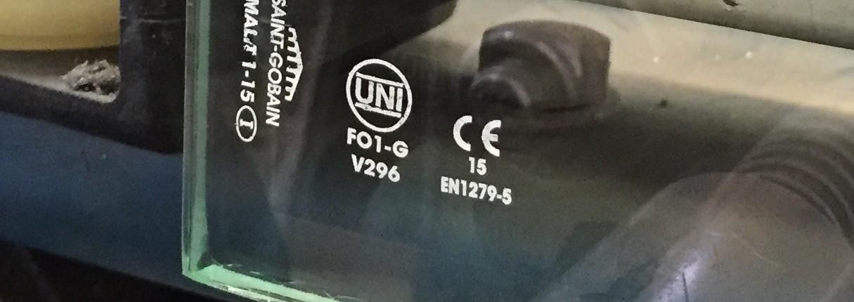 Vetrate isolanti con marchio CE - UNI - Climalit