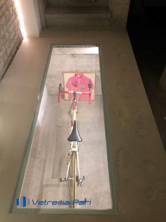 Superfici Pedonabili in vetro in collaborazione con Enrico Muscioni Architect Riccione